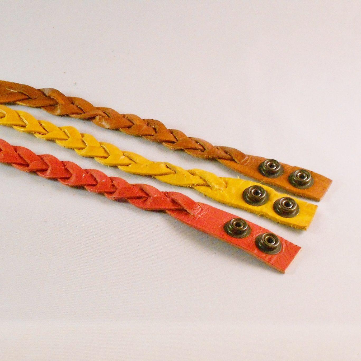 polsband gevlochten